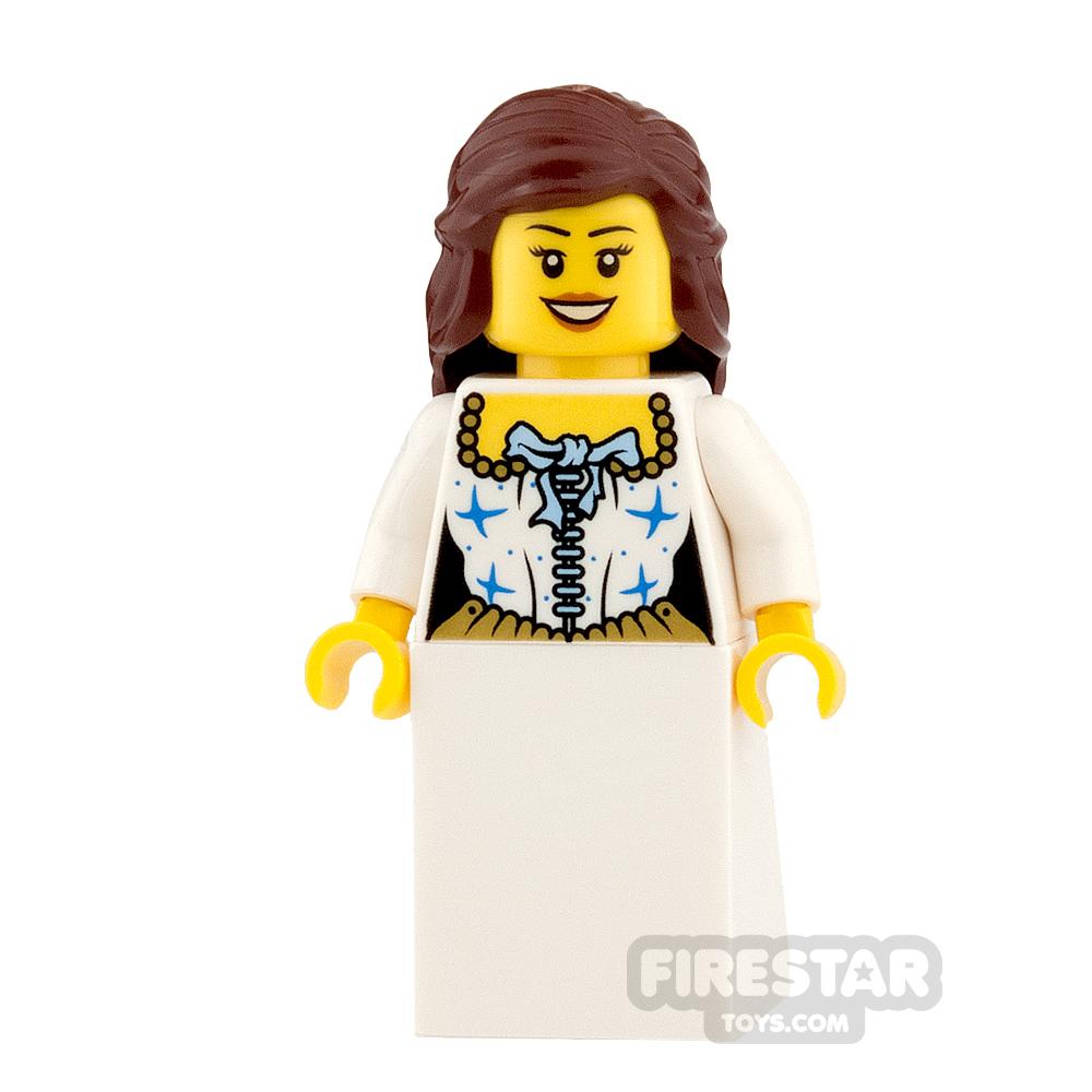 LEGO City Mini Figure - Bride