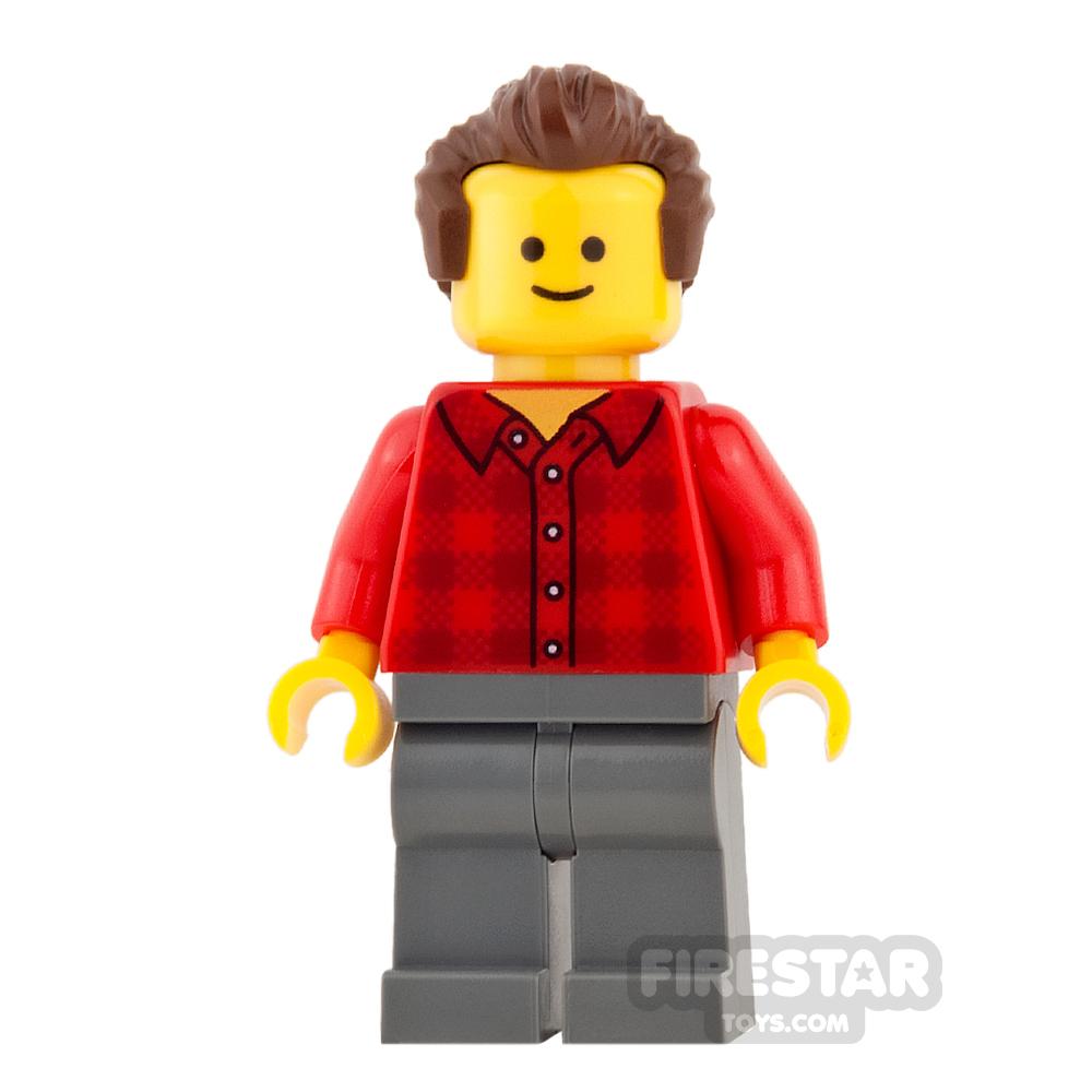 LEGO City Mini Figure - Music Store Assistant
