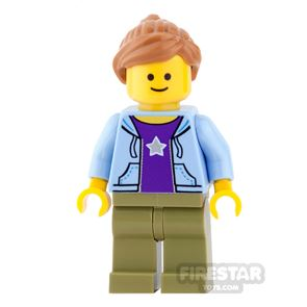 LEGO City Mini Figure - Lego Fan