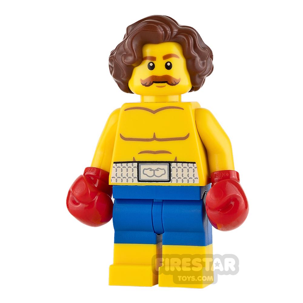 LEGO City Mini Figure - Boxer