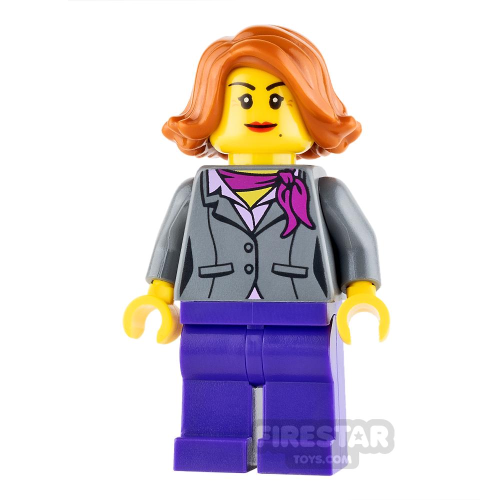 LEGO City Mini Figure - Manager