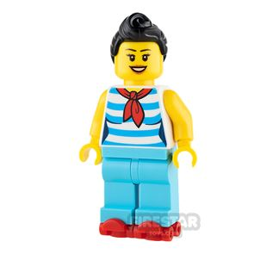 LEGO City Mini Figure - Waitress