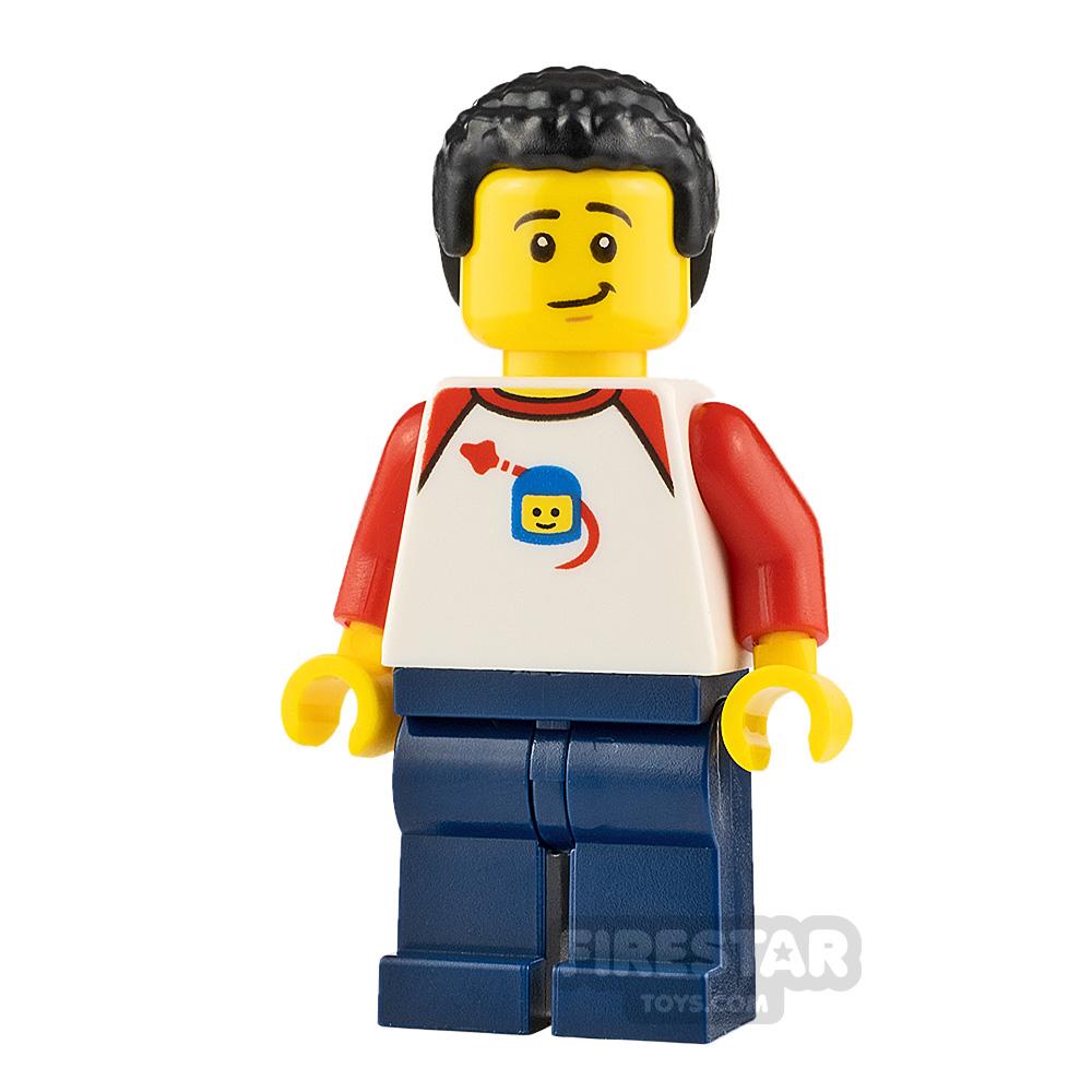 LEGO City Minifigure Classic Space T-shirt