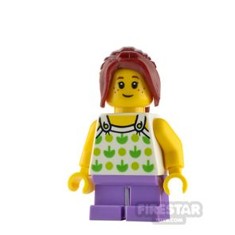 LEGO City Minifigure Pirate Girl
