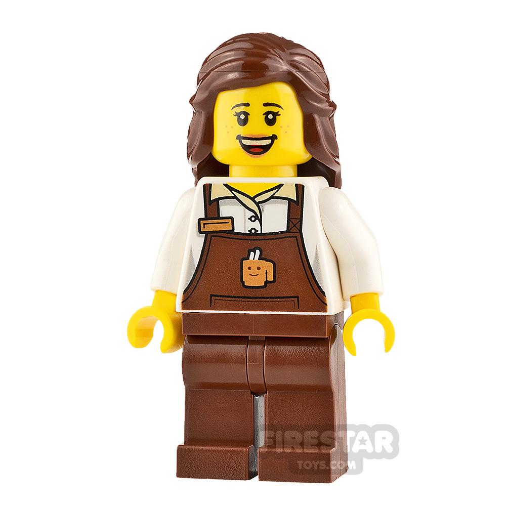 LEGO City Minifigure Female with Apron