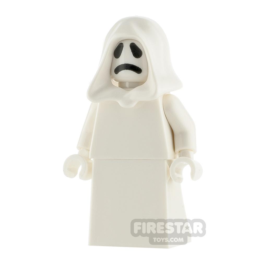 LEGO City Minfigure Ghost with Hood