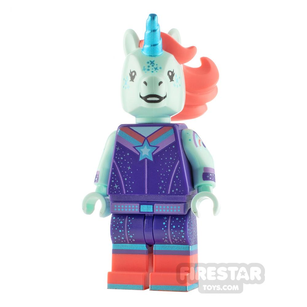 LEGO Vidiyo Minifigure Unicorn DJ