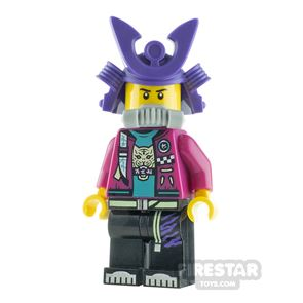 LEGO Vidiyo Minifigure Samurapper