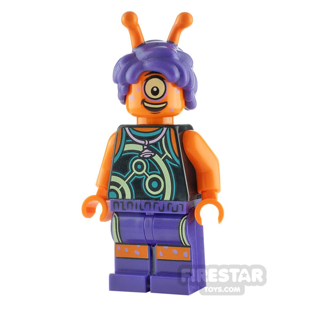 LEGO Vidiyo Minifigure Alien Keytarist