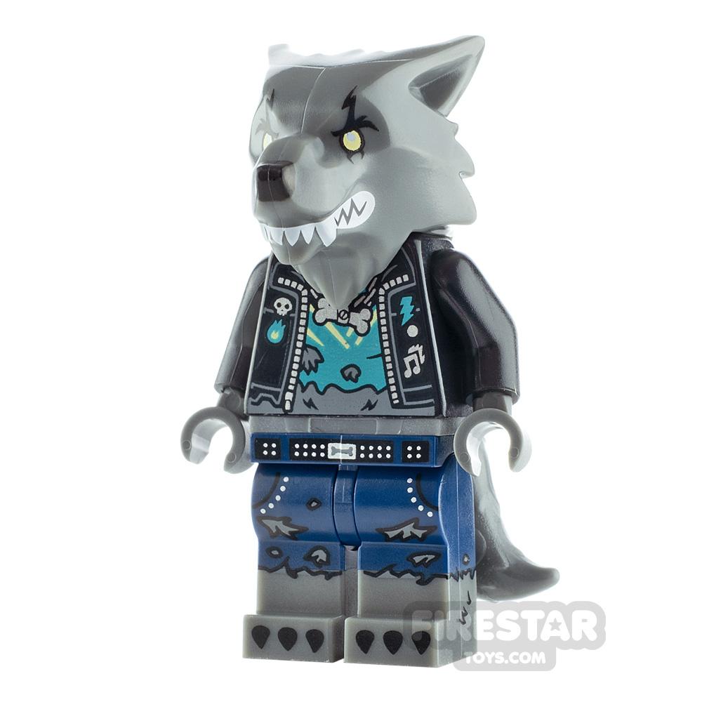 LEGO Vidiyo Minifigure Werewolf Drummer