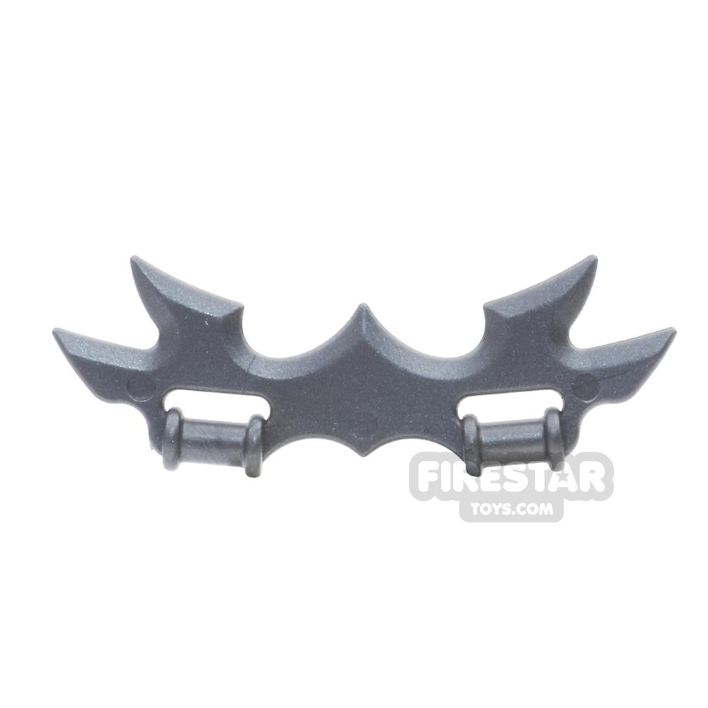 BrickWarriors - Wing Blade- Steel