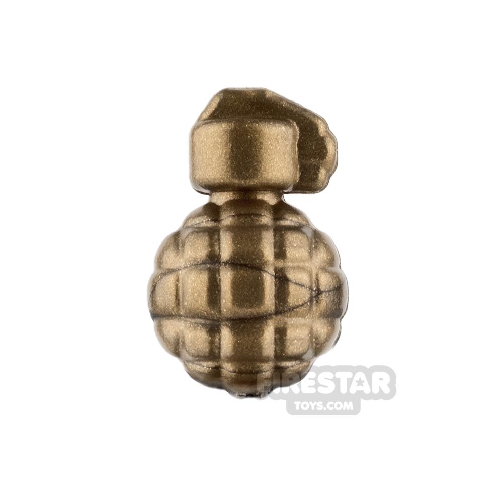 Brickarms - MK2 Grenade - Brass
