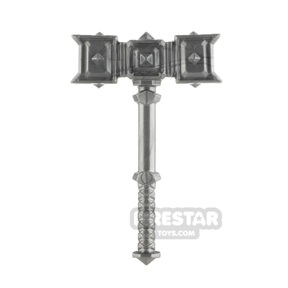 BrickRaiders Medieval Hammer