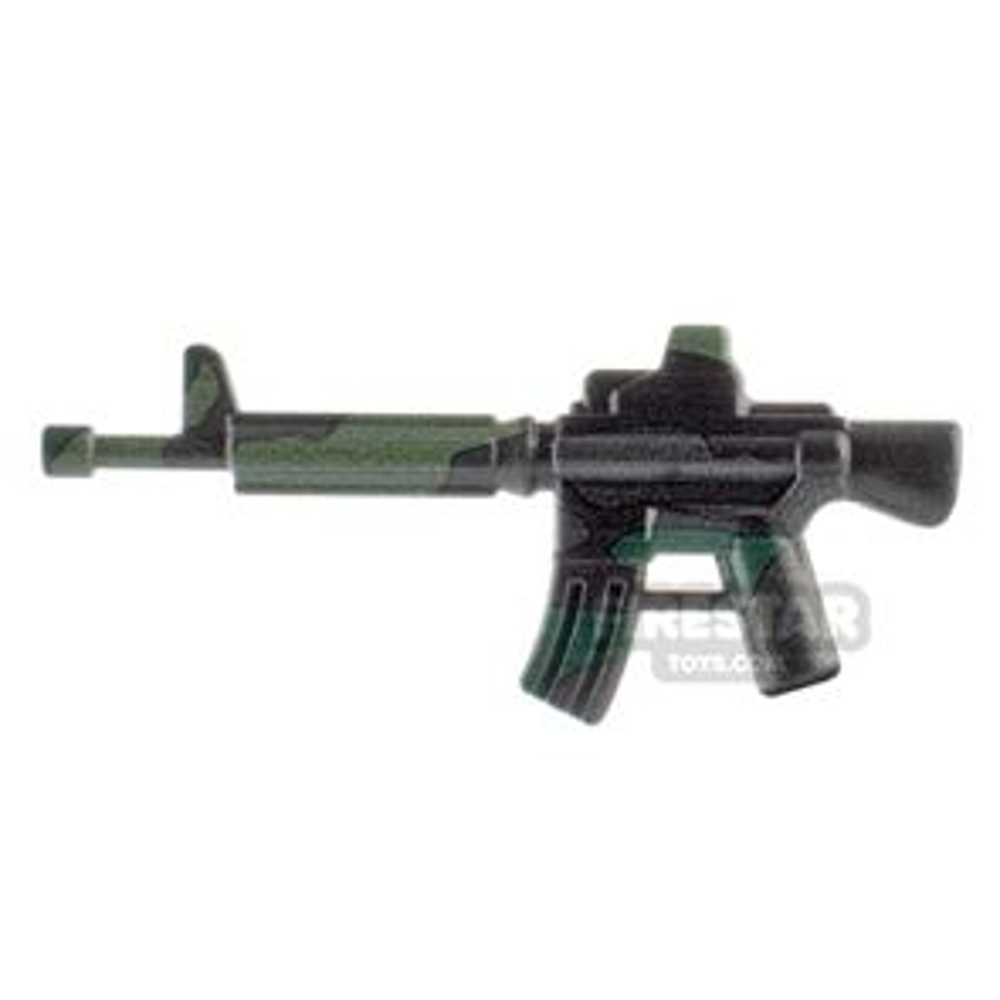 BrickTactical M16 A4 Woodland Camo