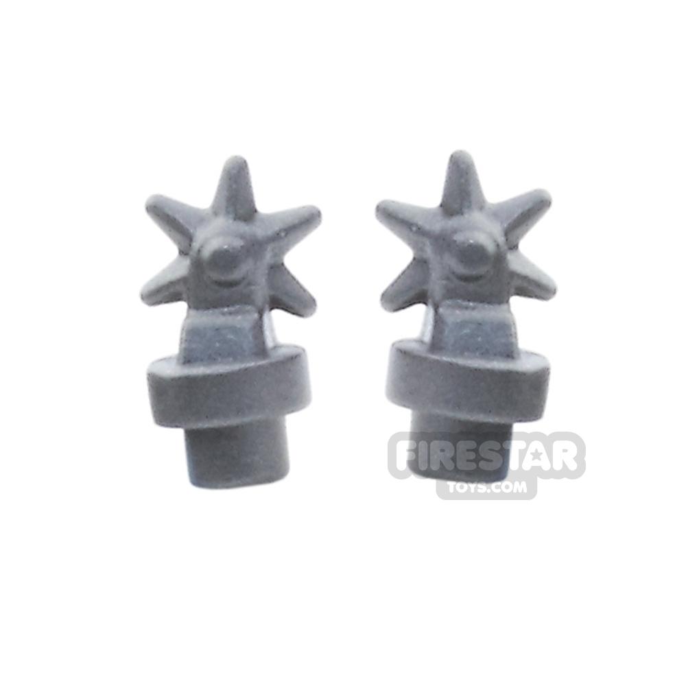 BrickWarriors - Spurs - Steel