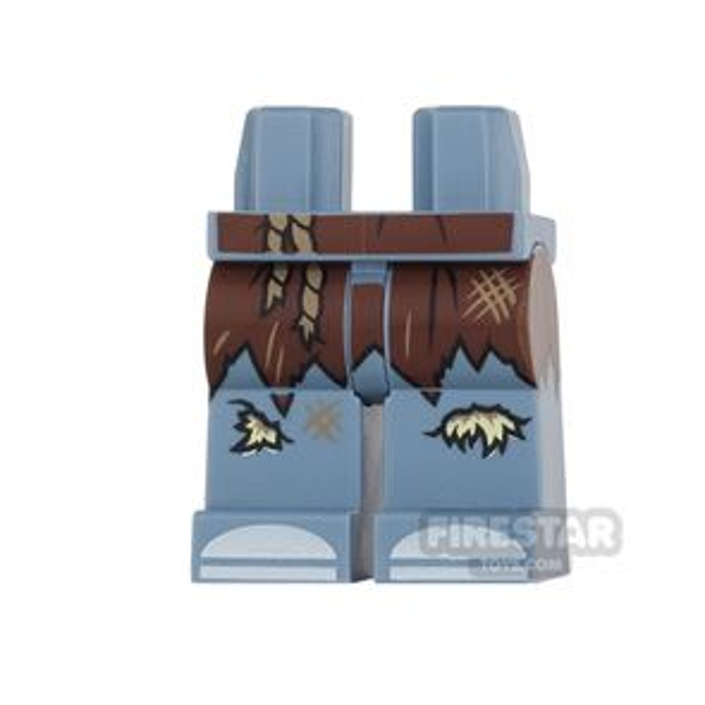 LEGO Mini Figure Legs - Batman - Scarecrow