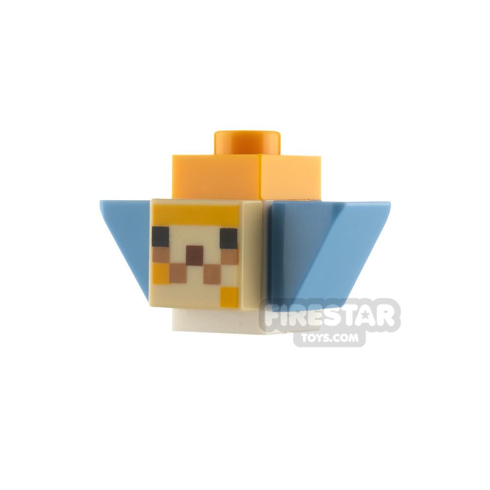 LEGO Minecraft Minifigure Pufferfish Fry