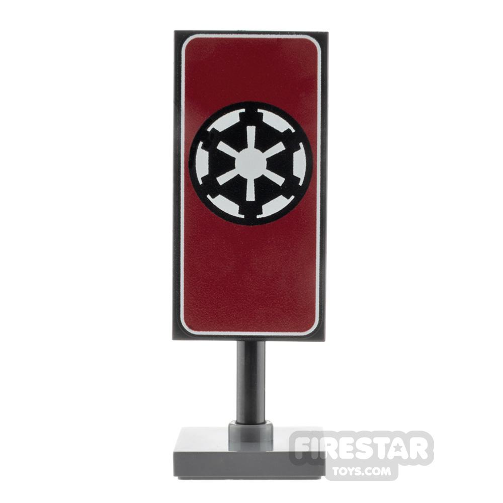 Custom Mini Set SW Imperial Banner