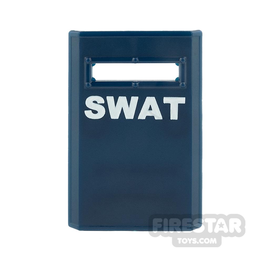 SI-DAN - SWAT Bulletproof Shield - Blue